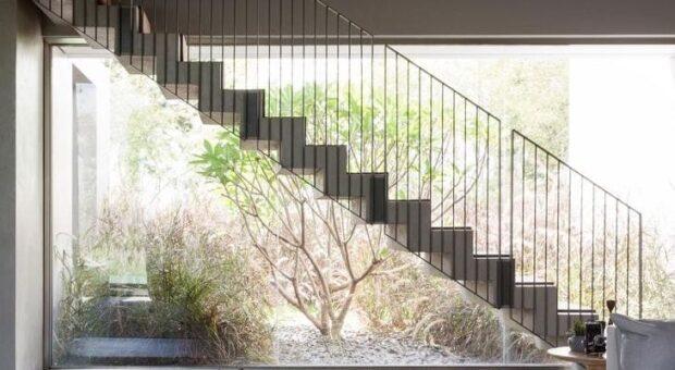 Corrimão: 70 ideias para aliar a segurança com a decoração da sua casa