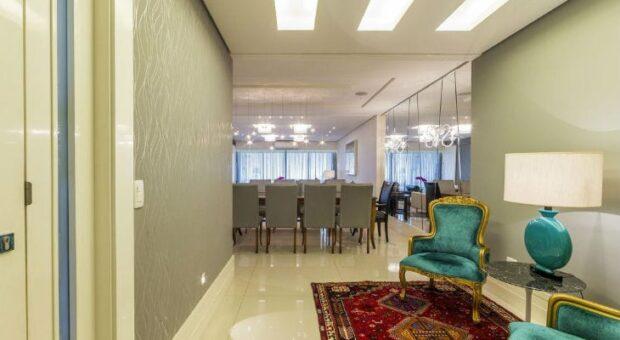 Hall de entrada: 100 inspirações de decoração apaixonantes