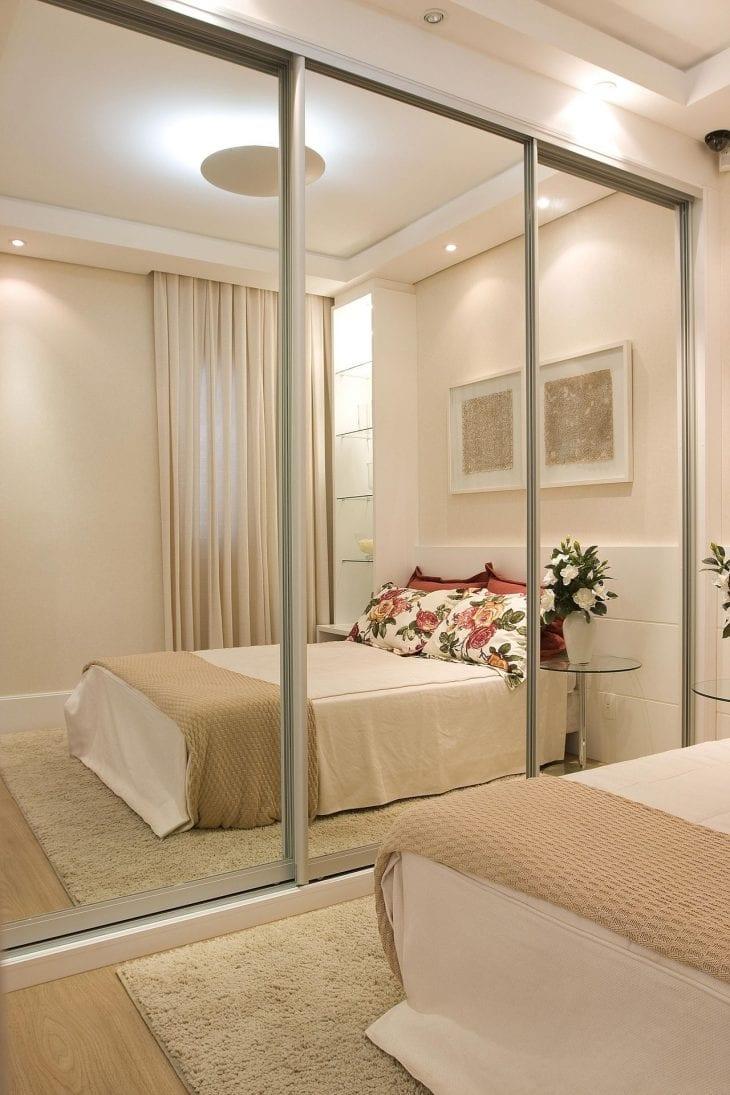 Quartos planejados confira 65 projetos para voc se for Modelos de mini apartamentos