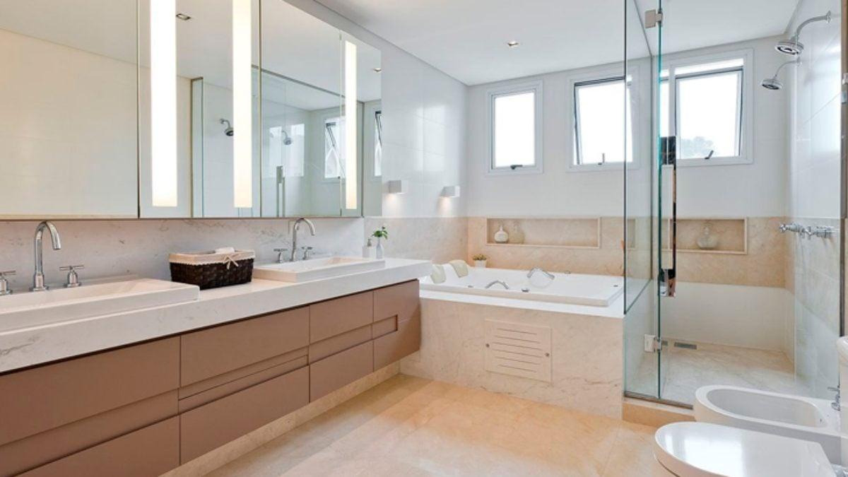 Armario Para Banheiro 60 Modelos Para Organizar E Decorar Fotos