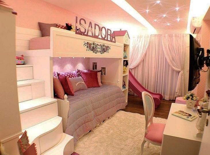 Cama infantil 50 criativas op es para dormir brincar e - Dibujos para cabeceros de cama ...
