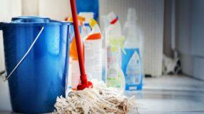 Como limpar o banheiro de forma prática e rápida