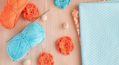 Flor de crochê: aprenda a fazer e inspire-se com 90 aplicações diferentes