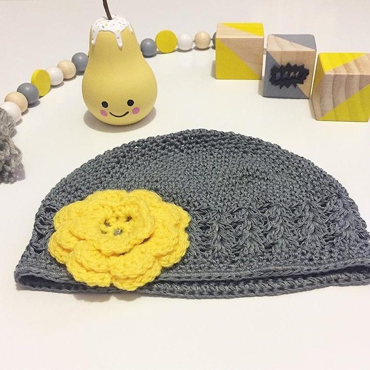 Flor de crochê  aprenda a fazer e inspire-se com 90 aplicações ... cf15e242ad9