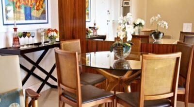 Mesa com pé palito: 40 ambientes com este móvel de estilo atemporal
