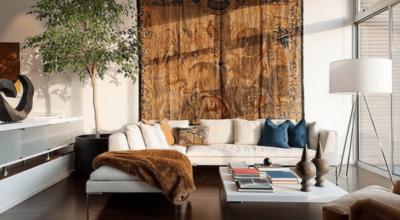Tapete na parede: exponha sua tapeçaria como obra de arte
