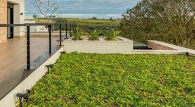 Telhado verde: conheça 60 projetos e veja como funciona esta cobertura