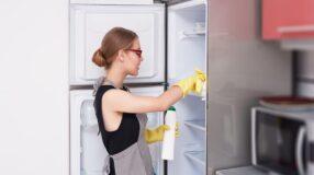 Aprenda a limpar a geladeira corretamente com dicas e truques infalíveis