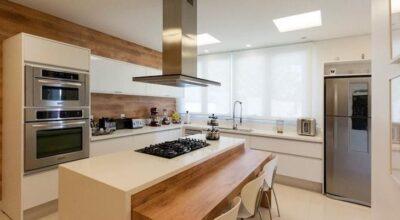 Cortina para cozinha: 50 projetos incríveis para você se inspirar