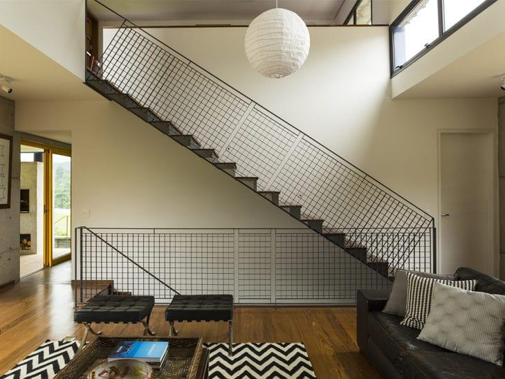 Escada De Ferro 50 Modelos Funcionais Para Inspirar O Seu Projeto
