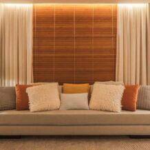 Persiana para sala: 55 ambientes lindamente decorados para te inspirar