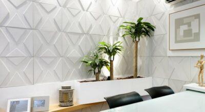 Revestimento cimentício: 50 modelos elegantes para sua decoração