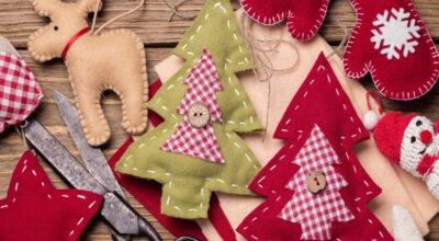 Artesanato de Natal: 100 ideias e tutoriais para fazer, enfeitar ou vender