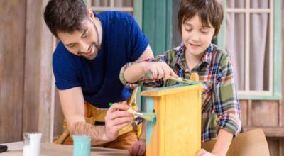 Artesanato em madeira: 50 ideias para criar peças incríveis