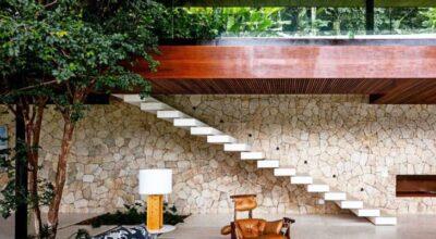 Pedras decorativas: 60 inspirações fantásticas de revestimento