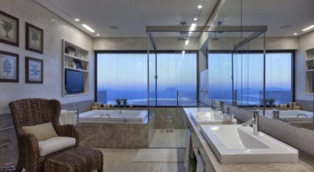 Banheiro spa: 50 inspirações incríveis para um momento relaxante em casa