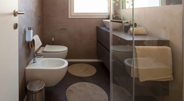 Jogo de banheiro: 50 modelos lindos e delicados para se apaixonar