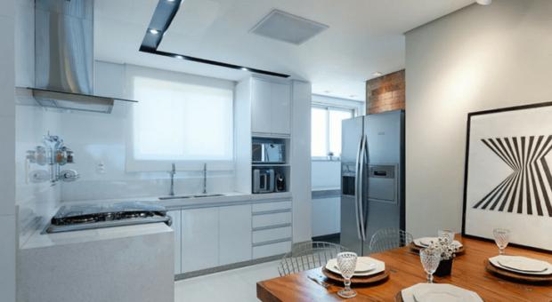 Persiana para cozinha: escolha o modelo ideal para a sua