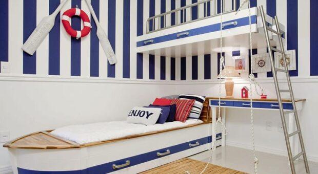 80 quartos de criança decorados e perfeitos para estimular a criatividade