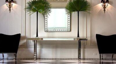 Aparador espelhado: 60 inspirações para incrementar o visual do seu lar