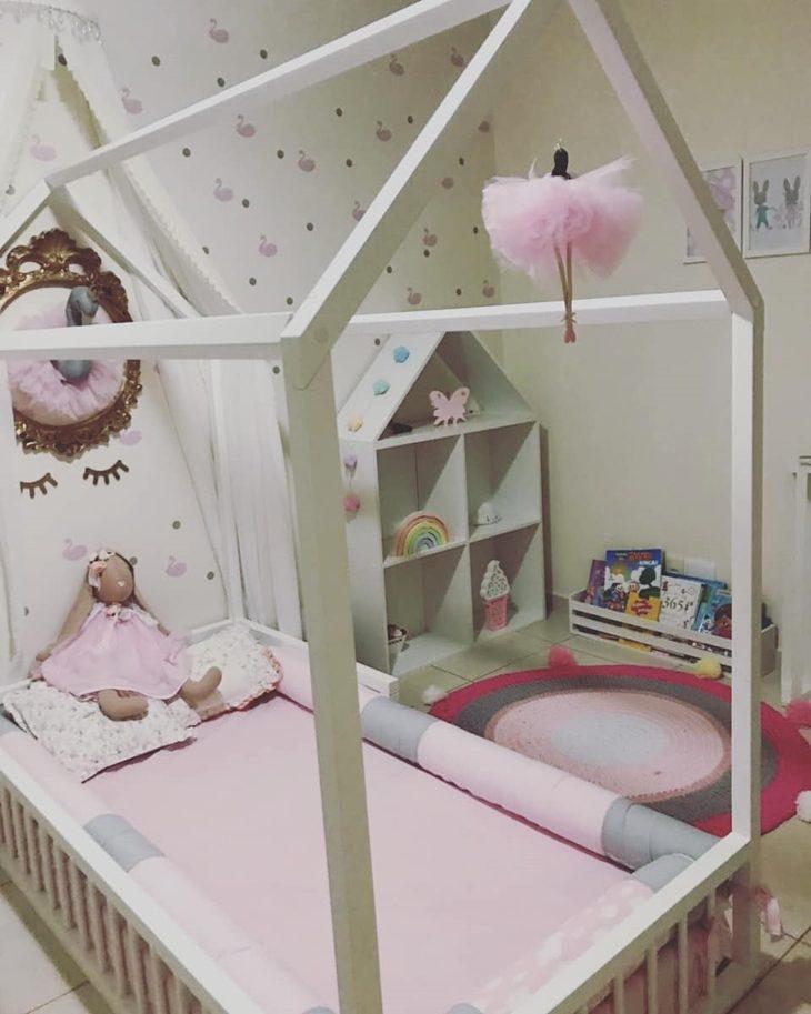 15c5f32663 Cama montessoriana  80 modelos para ajudar na autonomia das crianças