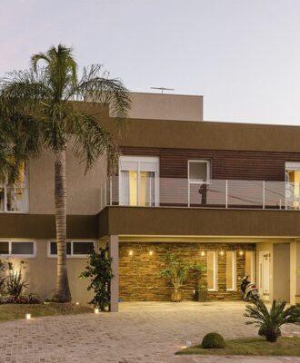 Platibanda: estilo e funcionalidade para uma fachada contemporânea
