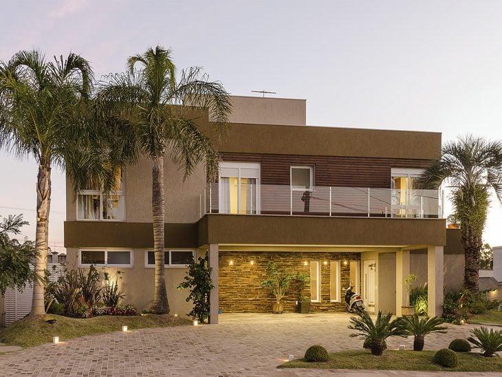 Top 50 casas com platibanda para inspirar o seu projeto (FOTOS) JZ78