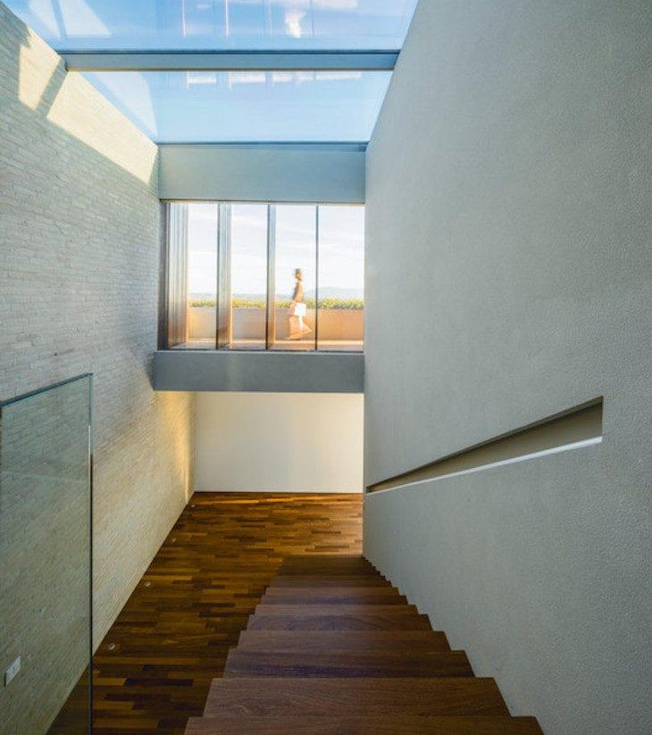 Telhado de vidro 50 ideias para transformar sua casa for Atrio dentro casa