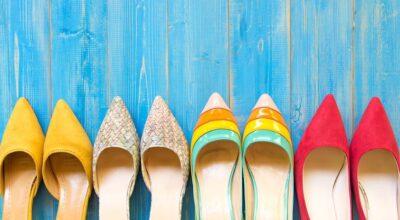 Como limpar sapatos de diferentes materiais e tecidos