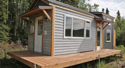 Mini-casa: a opção ideal para um estilo de vida mais livre e descomplicado