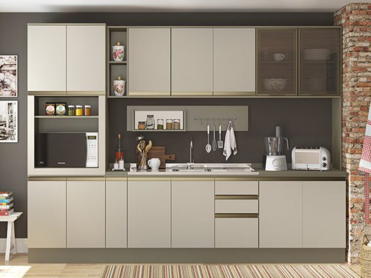 Cozinha Modulada 80 Modelos Que Unem Funcionalidade E Estilo