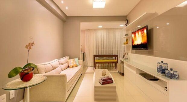 Luminária para sala: 60 inspirações para iluminar e destacar o ambiente