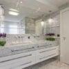Toda a beleza, estilo e requinte do mármore Carrara