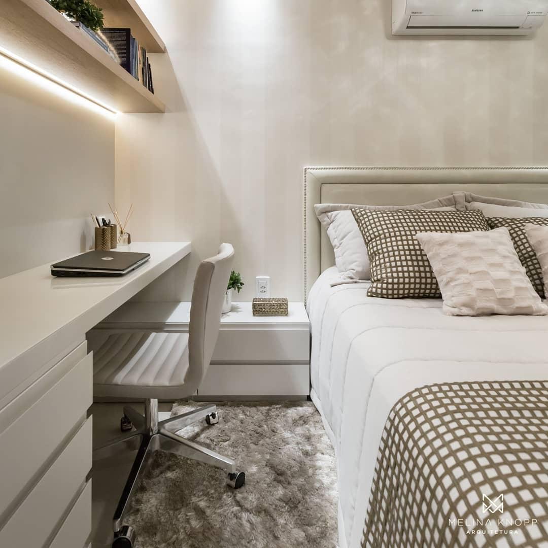 Fotos De Quartos Decorados: Apartamento Decorado: 50 Ambientes LINDOS Para Inspirar A