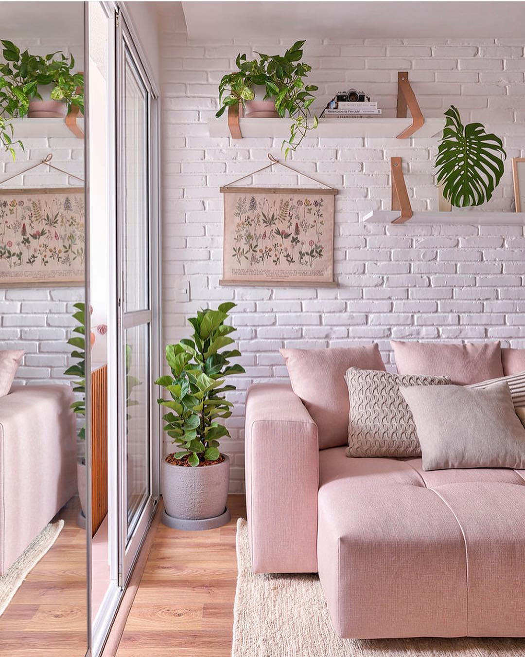 Apartamento Decorado 50 Ambientes Lindos Para Inspirar A Sua Decoracao