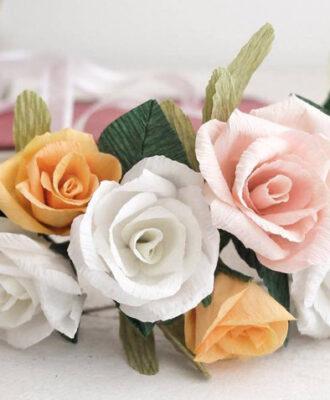 Como fazer flor de papel: passo a passo e 30 formas de usar na decoração