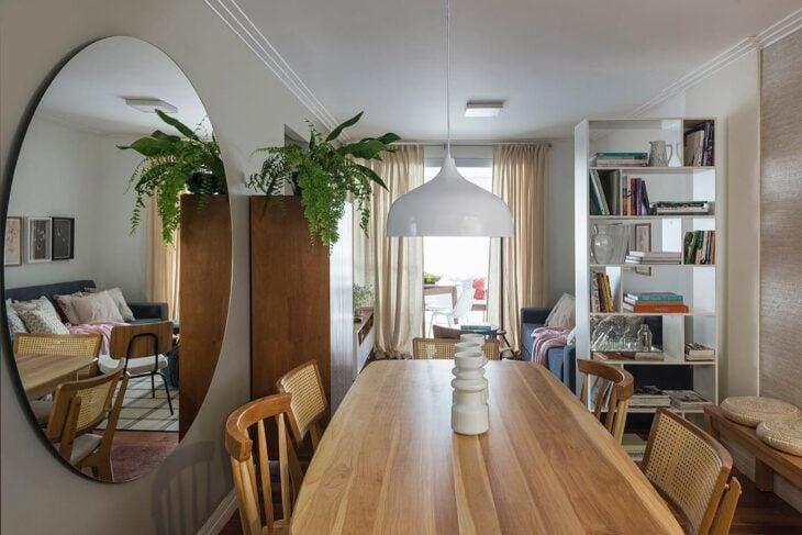 Espelho redondo: 80 modelos encantadores para decorar sua casa