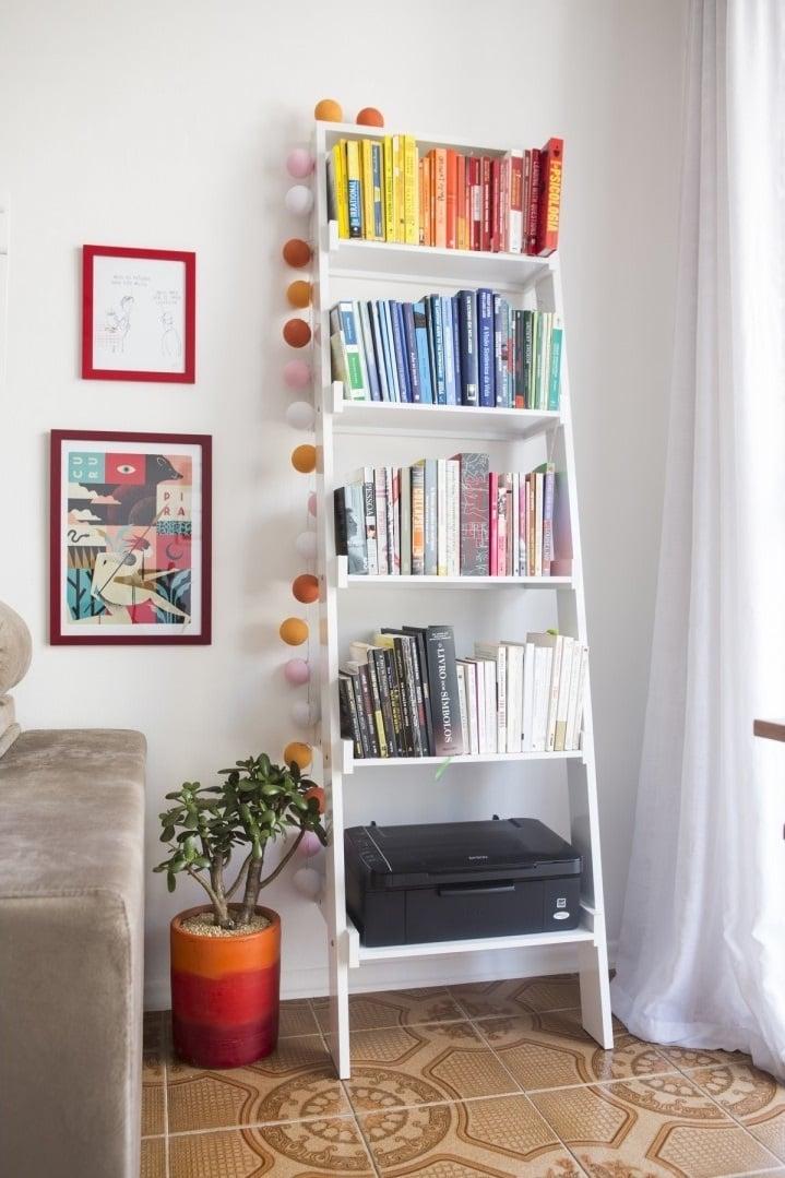 Prateleira para livros: 80 modelos lindos para decorar e