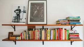 Prateleira para livros: 80 modelos lindos para decorar e organizar
