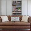 Sofá marrom: 80 modelos para arrasar na decoração da sala