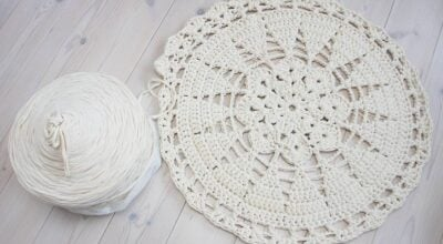 50 modelos de tapete de crochê para banheiro para decorar o seu ambiente