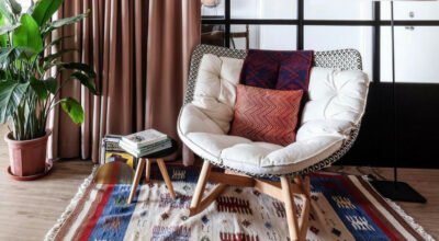 Cadeira de balanço: 50 modelos atraentes para qualquer decoração