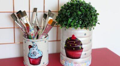 Do lixo ao luxo: 60 ideias de como reutilizar objetos na decoração da sua casa