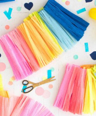 Decoração com papel crepom: 70 ideias incríveis para festas e outros ambientes