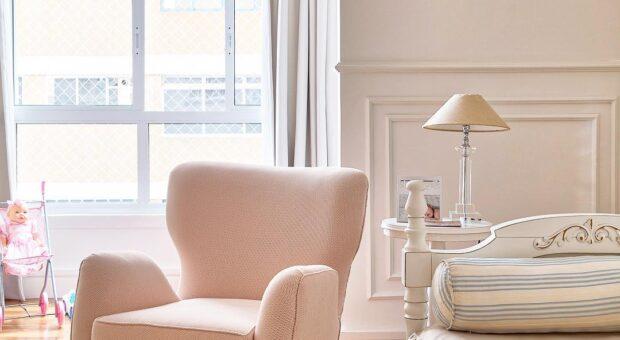 Poltrona para quarto: 70 modelos charmosos e confortáveis