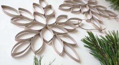Artesanato com rolo de papel higiênico: 100 inspirações e ideias criativas