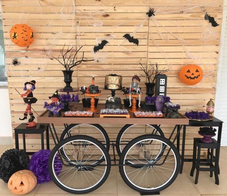 Decoracao De Halloween Para Festa De Aniversario.Decoracao Halloween 80 Fotos Tutoriais Para Uma Festa Assustadora