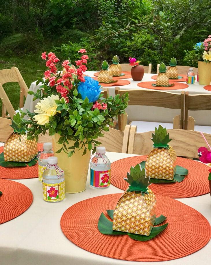 Festa Havaiana 80 Ideias E Tutoriais Para Criar Uma Decoração Colorida
