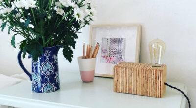 Luminária de madeira: 75 ideias criativas e como fazer