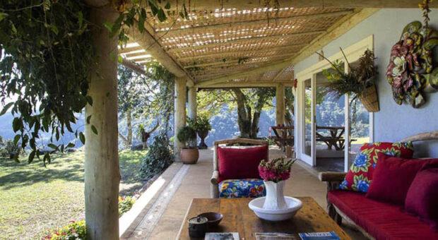 Casa com varanda: 80 inspirações que são cheias de aconchego e frescor